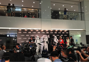 Toys R Us Hong Kong Force Friday