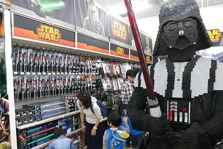Toys Are Us Star Wars : Robust toy sales expected this holiday season deborah
