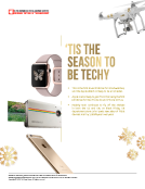 2015 Top US and UK Techy Holiday Gifts