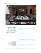 Connected Homes 3 Appliances and Entertainment by FBIC Retail Tech Dec. 2015