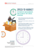 Speed to Market in Fashion by FBIC Global Retail Tech Dec 2015