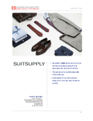 Suitsupply Report by FBIC Global Retail Tech Feb. 1 2016