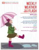 Weekly Weather Flash by FBIC Global Retail Tech Feb. 25 2016