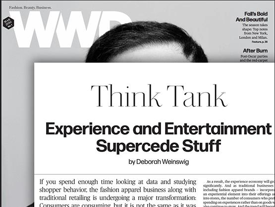 WWD article photo