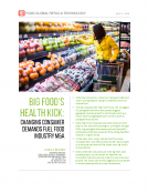 Big Food Report by Fung Global Retail Tech Apr. 11 2016