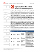 Target Names New CMO Report by Fung Global Retail Tech May 17 2016