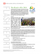 The Road to Rio 2016 Week 1 by Fung Global Retail Tech June 6 2016