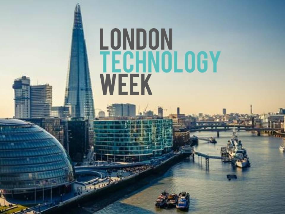 london tech week featured
