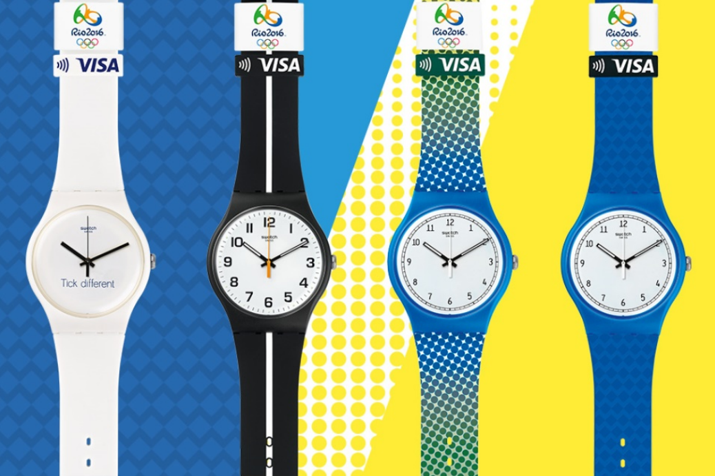 Source:Swatch.com