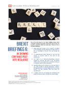 Brexit Briefing 6 by Fung Global Retail Tech August 30 2016