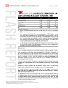 TJX 2Q16 Earnings by Fung Global Retail Tech August 17, 2016