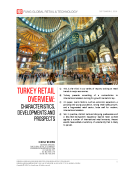 Turkey Retail Overview by Fung Global Retail Tech September 6