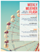 Weekly Weather Flash by Fung Global Retail and Technology August 30 2016