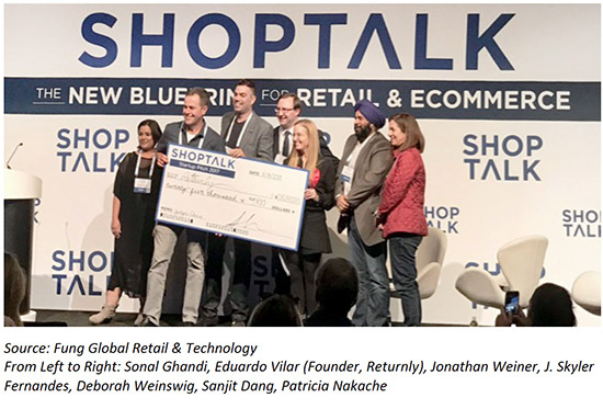 Shoptalk Pitch Session